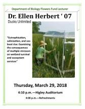 Herbert Flowers Spring 2018